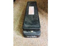 Dunlop Crybaby Wah Wah Pedal GCB-95