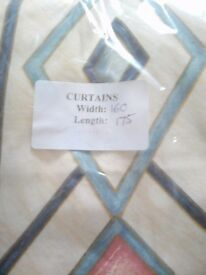 X2 sets of curtains