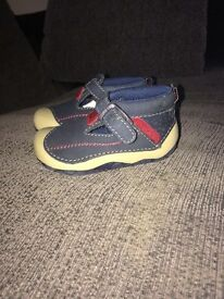 Baby Boys shoes size 2 start rite