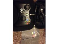Razer Sabertooth Elite Gaming Controller for Xbox 360 / PC, USB, OLED Screen
