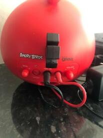 Angry Birds speaker made by gear4
