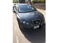 Seat Leon 1.6 petrol... £1900