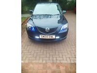 Here I mazda 3 petrol 1.4 swap for automatic car.