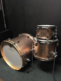Sakae Trilogy Drum Kit - 20,10,13 shell pack