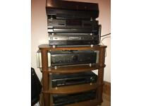Technics whole complete system