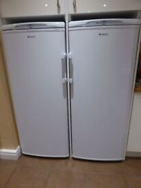 **HOTPOINT**LARDER FRIDGE AND FREEZER**ONLY £90 EACH**A RATED**COLLECTION\DELIVERY**NO OFFERS**