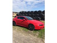 Alfa Romeo Brera V6 JTS Q4 SV 3dr Red