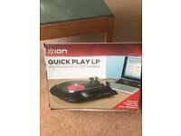 Quick Play LP USB powered turntable