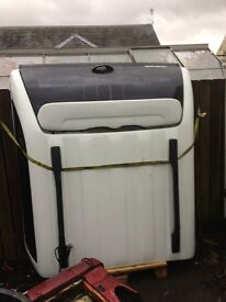Ford Ranger white canopy 6 months old , £1000 Ono