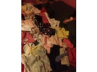 Girls large clothes bundle 3 mths to 2 years