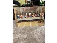 Last supper print £10. Available !