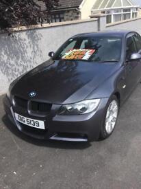 2007 BMW 320d. Msport excellent condition