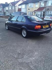 Classic bmw 535i v8 very rare clean example 1 year mot full leather electrics ect px welcome Audi/