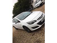 Vauxhall Astra techline limited addition!!