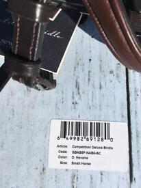 Rambo deluxe micklem- standard horse size - Brown