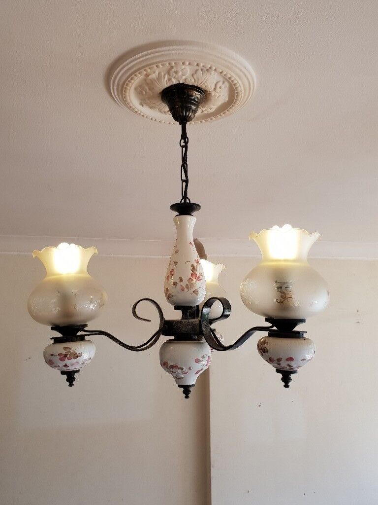 Classic ceiling lights x2 in nottingham nottinghamshire gumtree classic ceiling lights x2 aloadofball Image collections
