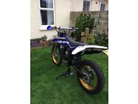 Sherco HRD 50cc, very rare with lots of spares