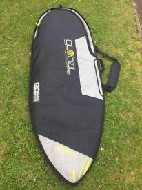 """Surfboard Bag 5ft 10"""""""