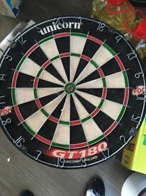 Dart board (no darts)