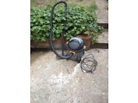 Titan TTB350VAC 1300W 16ltr wet + dry vacuum cleaner , used for 1 month only thus almost new
