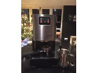 Gaggia 2 cup espresso machine . Barely used