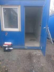 Portable cabin office 6m x2.40m