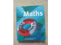 Maths: A Students Survival Guide, Self-Help Workbook For University sudents - Jenny Olive