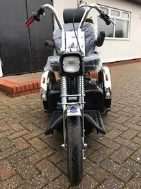 Tga supersport mobility scooter(brand new)