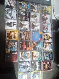 PS3 +29 games