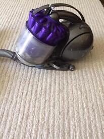 Dyson D39 pull along hoover