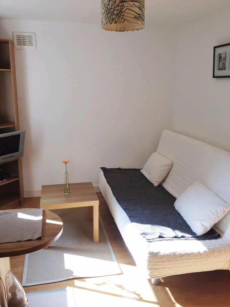 SHORT LET!!! Studio in West Kensington, Fairholme Road for £365 per week *MIN 1 MONTH STAY*