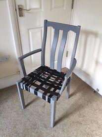 Stunning BELT SEAT CHAIR - Renovated