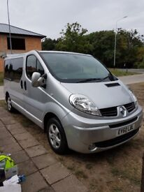 Renault Trafic 9 Seater !, LOW MILEAGE, Very well maintained