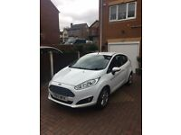 2013 Ford Fiesta 1.25 Zetec, FSH, Low Mileage, 1 x Previous Lady Owner