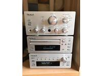 TEAC h 300 mk 11 dab tuner,cd and amp