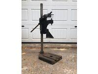 Vintage WOLF ES2 Bench Pillar Drill Stand