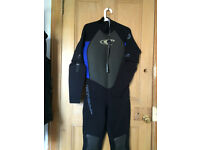 Wetsuit Mens 3/2 XL