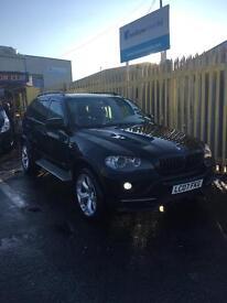 BMW X5 e70 3.0diesel fully loaded