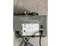 BATTERY CHARGER (used for wheelchair)