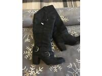Boots. New condition as never worn