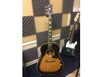 1954 Gibson J160e