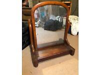 Victorian Vanity Mirror