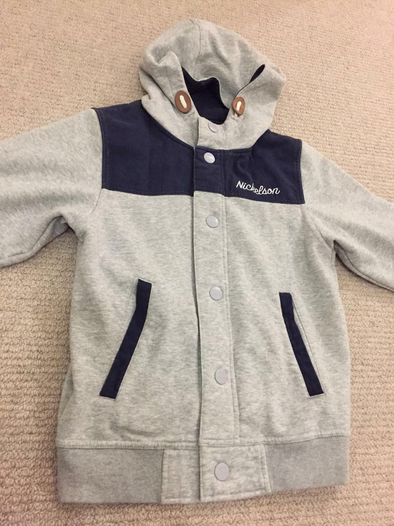 3360fee7b51c Boys designer Nikelson jacket age 7-8 year old.