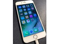 iPhone 6 64GB Rose Gold As Good As New