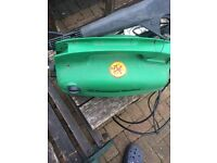 Boch pressure washer