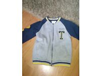 boys small true religion jacket desogner