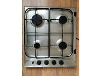 Indesit Integrated Gas Hob