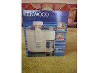 Kenwood Je5000 Juicer