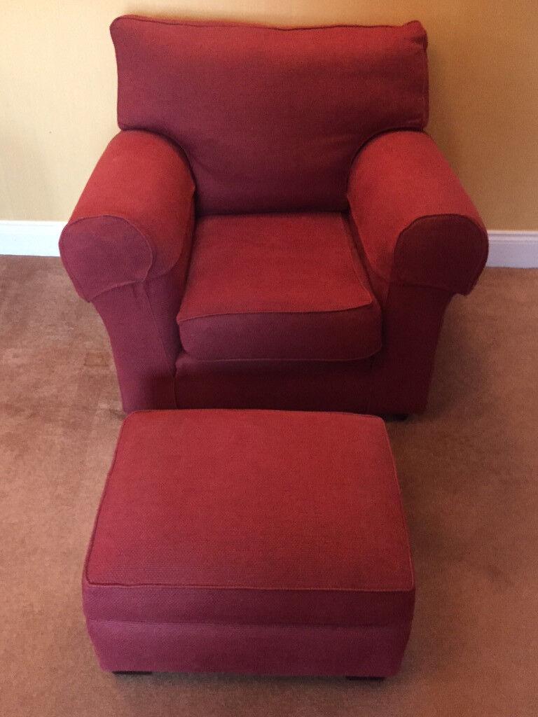 Multiyork 2 seater sofa, Armchair and Footstool (opening)