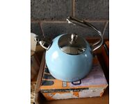 The Professional Cookware Company Whistling Kettle